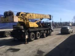 Краны 50 тонн, Самосвалы 33 тонн ООО оказывает услуги Спецтехники