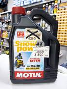 Motul SnowPower 4T 0W-40 4л