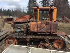 Трактор ДТ-75 на запчасти