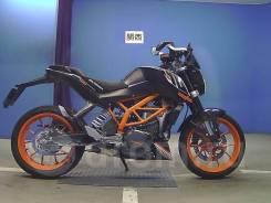 KTM 390 Duke, 2016