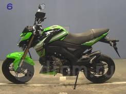 Kawasaki Z125 PRO, 2017