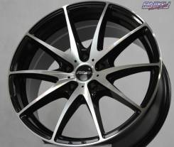 "RAYS VOLK RACING G25 Edge. 8.0x18"", 5x114.30, ET31, ЦО 73,1 мм."