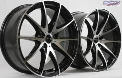 "RAYS VOLK RACING G25 Edge. 8.0/9.0x18"", 5x114.30, ET31/30, ЦО 73,1 мм. Под заказ"