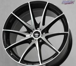 "RAYS VOLK RACING G25 Edge. 9.5x19"", 5x114.30, ET35, ЦО 73,1 мм. Под заказ"