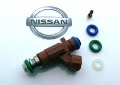 Форсунка/Инжектор Nissan 16600-5L300, FBJB100, (Оригинал)