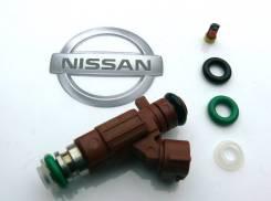 Инжектор, форсунка. Nissan: Wingroad, Cube, Bluebird Sylphy, AD, March, Sunny QG13DE, QG15DE, CR14DE, CR10DE, CR12DE