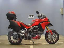 Ducati Multistrada 1200 S, 2011