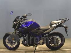 Yamaha MT-03, 2017