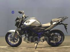 Yamaha MT-03, 2016