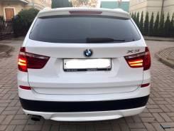 BMW X3 F25 Ремонт задних фонарей (бесплатный выезд мастера) в Москве