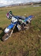 Yamaha WR 426F, 2002