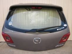 Дверь багажника Mazda 3/Axela, BK/BK5P/BK3P/BKEP, ZYVE/LF/L3