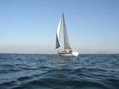 Продам парусную яхту 30feet. Длина 9,00м., 1992 год год