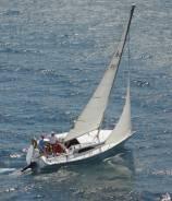 Продаю парусную яхту Hunter 265