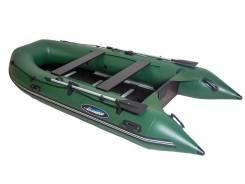 Лодка Гладиатор В370DP