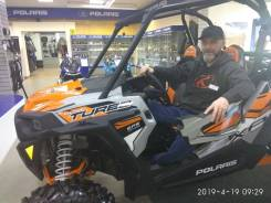 Polaris RZR XP Turbo EPS, 2018