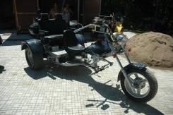 Самодельная модель, 2008