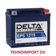 Аккумулятор гелевый EPS 1215 YTX14-BS (149*87*144 мм) Свежие!