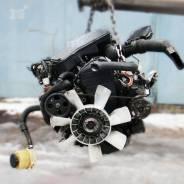 Двигатель в сборе. Daihatsu Terios, J100G HCEJ