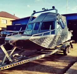 Продам рыбацкий катер (металл)