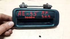 Ручка двери внешняя. Toyota: Sprinter, Sprinter Carib, Corolla Levin, Sprinter Trueno, Corolla 1C, 2C, 2E, 3E, 4AF, 4AFE, 5AF, 5AFE, 4AFHE, 4AGE, 4AGZ...