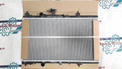 Радиатор охлаждения двигателя. Geely MK Cross Geely MK 5AFE