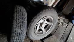 """Продам колеса, шины с дисками 14. 6.0x14"""" 5x139.70 ET10 ЦО 110,0мм."""