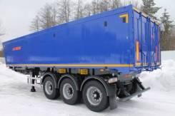 Полуприцеп самосвальный алюминиевый JM KIPPER 38 м3, 2019