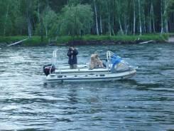 Лодка фрегат4200+меркурий 40л. с