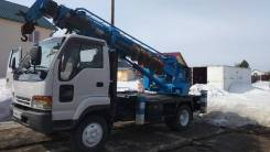 Isuzu Forward. 1996 г в, 8 200 куб. см., 3 000 кг.
