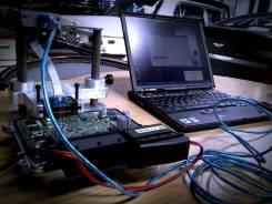 Передвижная лаборатория чип-тюнинга