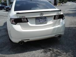 Спойлер узкий ЛИП для Honda Accord 8 (Хонда Аккорд, Акура)
