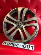 Новые литые диски на Toyota Lexus LegeArtis TY-236 R20 5/150