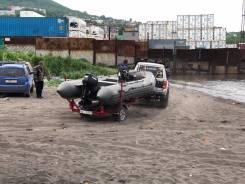 Лодка посейдон
