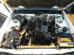 Двигатель в сборе. Toyota Mark II, SX80 Toyota Cresta, SX80 Toyota Chaser, SX80 Toyota Carina, ST170 Двигатели: 4SFI, 4SFE