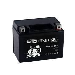 Аккумулятор Red Energy RS 1204 емк. 4 а/ч, п. т. 50А