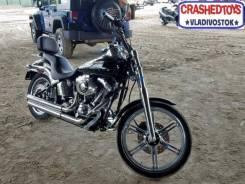 Harley-Davidson Softail Deuce FXSTDI, 2004
