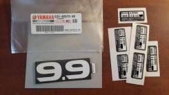 Наклейки на мотор Yamaha 9.9 (комплект)