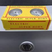Сигнал звуковой электрический (Electric Super Horn хром 12V 345Hz/290)