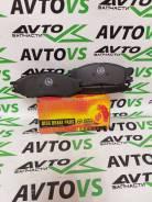 Колодки тормозные дисковые передние (комплект)