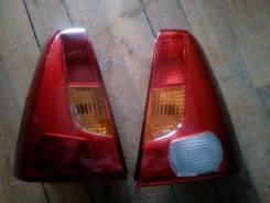 Задний фонарь. Renault Logan, LS0G, LS0H, LS12, LS1Y, LS0G/LS12 D4D, D4F, K4M, K7J, K7M, K9K