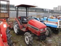 Mitsubishi. Трактор 20 лс, реверс, фреза, вом, 20 л.с.