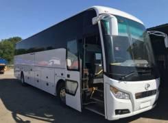 Higer KLQ 6128LQ, 55 мест, ровный пол, Туристический автобус, 2019