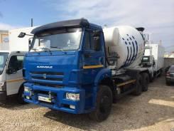 Автобетоносмеситель 5814Z9 на шасси КАМАЗ 6520-3035-48 (Евро-5), 2019