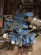 Доп двигатель на катера 3 целиндра дизель