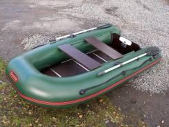 Резиновая лодка Корсар 280 с мотором!