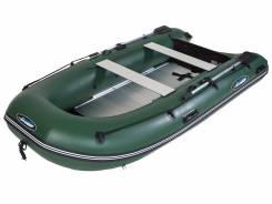 Моторная лодка ПВХ Gladiator B 370 AL