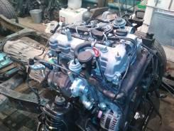 Двигатель в сборе. SsangYong Actyon, CJ SsangYong Actyon Sports, QJ SsangYong Kyron Двигатели: D20DT, D20DTR, D20DTF