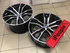NEW! Комплект дисков BMW R20 10/11j Et+40/37 5*120 (ip-0301)