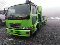 Nissan Diesel. Продается грузовик Nissan UD 2003 во Владивостоке, 7 000куб. см., 5 000кг., 4x2